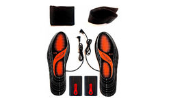 Thermrup heating insoles