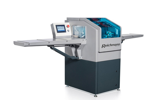 The new DTS II RACE - side edge pre-grinding and finishing