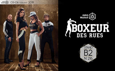 Exhibitor highlights Boxeur Des Rues