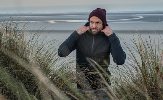Bleed POLARTEC<sup>®</sup> Functional Hoody recycled with Polartec Thermal Pro<sup>®</sup> recycled