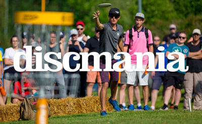 Exhibitor highlights Discmania