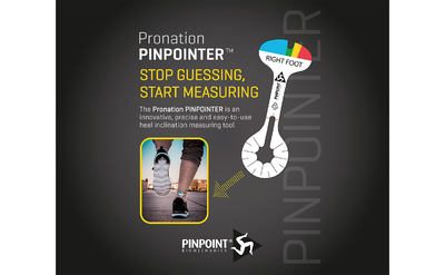 Exhibitor highlights PINPOINT BIOMECHANICS ApS