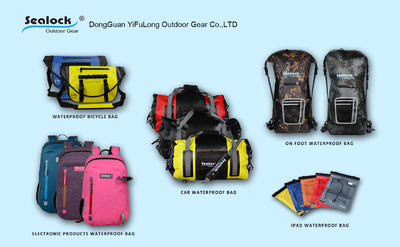 Exhibitor highlights Sealock - Yi Fu Long Outdoor Gear Co., Ltd.