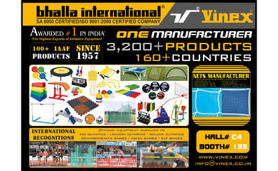 Exhibitor highlights Bhalla International
