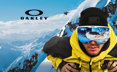 Exhibitor highlights Oakley Sport International S.r.l.