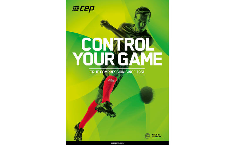 Get to the next level - CEP Football Outfit