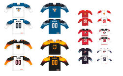 Pro XX Galaxy Hockey Jerseys