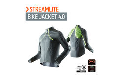 Awarded innovation: X-BIONIC<sup>®</sup> STREAMLITE G2 BIKE JACKET