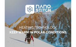 NANOSTITCH HEATING TECHNOLOGY