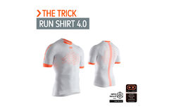 Awarded innovation: X-BIONIC<sup>®</sup> THE TRICK G2 RUNNING SHIRT