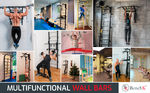 Multifuncitonal wall bars