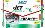 "LISKI ""JET"" SYSTEM: The smart revolution in shaft replacement"