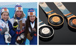 Medals for the Winter Universiade in Krasnoyarsk 2019