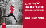 Breathable heat retention