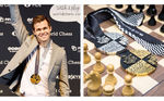 Medals for FIDE World Chess