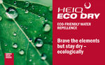 Eco-friendly water repellent