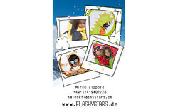 FLASHY STARS - functional snowwear