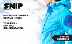 SNIP sportswear / Your Idea - Our Full Implementation.