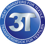 Logo 3T Transfers Technologies for Textile