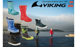 Viking Rubber Boots für Kids