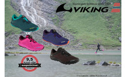 Viking APEX II GTX – High Performance Trailrunning Komfort